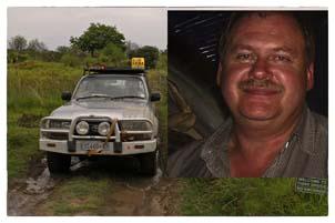 Buschkenner und Freund insbesondere für die Kalahari, den Krüger, Chobe und Moremi.