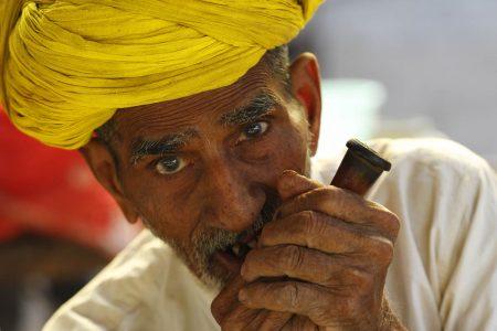 Fotoreise Tiger und Taj - sie werden auch eine Vielzahl an Menschen fotografieren.
