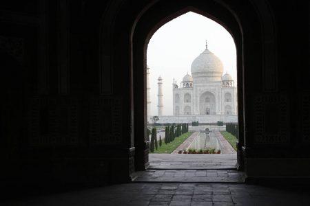Taj Mahal in Agra - Indien Reisen
