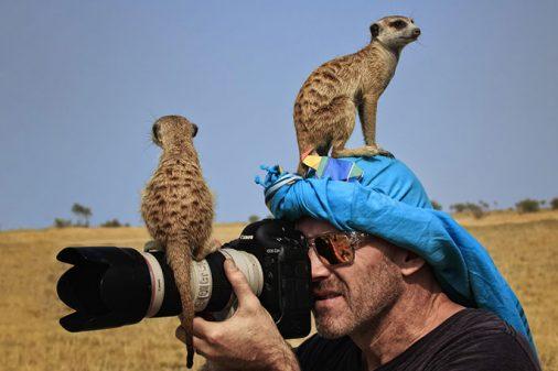 Seminar Wildlife Fotografie in Afrika mit Stephan Tuengler.