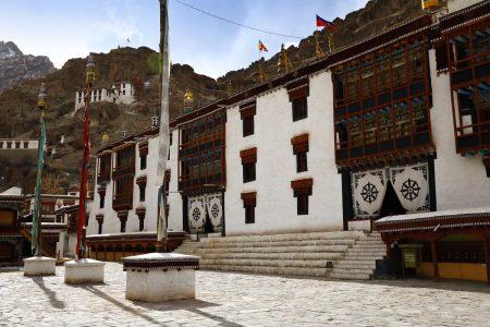 Auf dieser Indienreise besuchen Sie das Kloster Hemis
