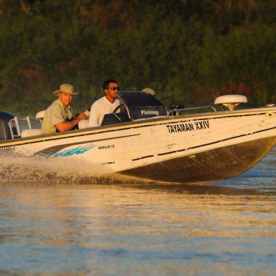 Auf dem Weg zu den Jaguaren - Pantanal, Brasilien