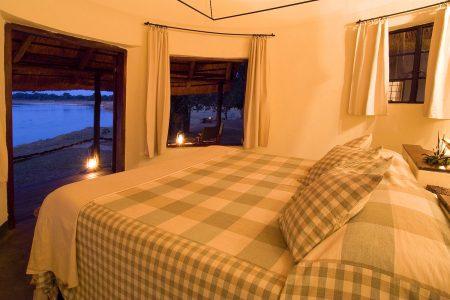 Das erste Safari Camp in Sambia - Nsefu Camp.